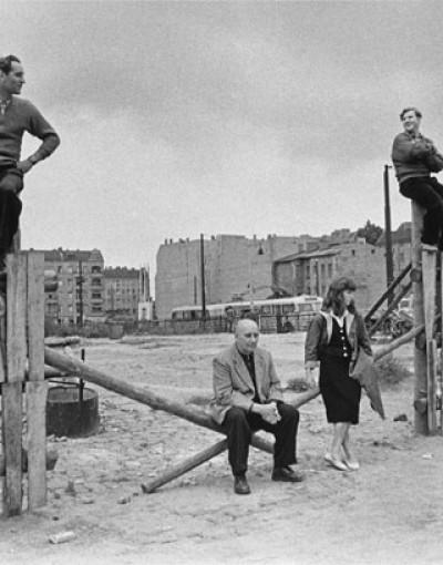 Восточный Берлин. Визит Н.С.Хрущева, 1957 год.