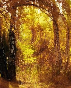 Осеннее сияние.