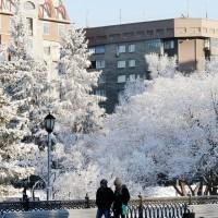 Фотосъемка зимних условиях.