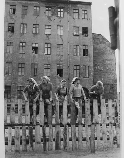 Восточный Берлин. Визит Н.С.Хрущева, 1957 г.