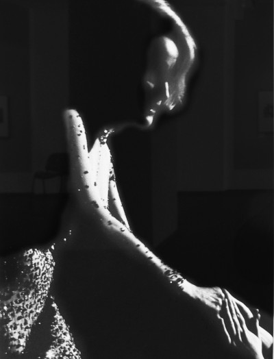 Марлен Дитрих и зрители.