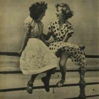 Развитие живой фотографии после второй мировой войны.