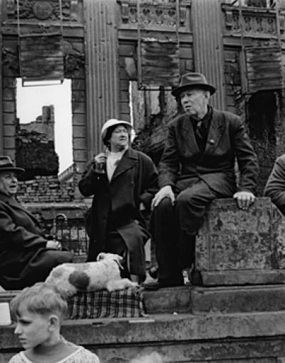 Восточный Берлин. 1956 г.