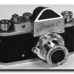 """Как начиналось производство фотоаппаратов """"Зенит""""."""