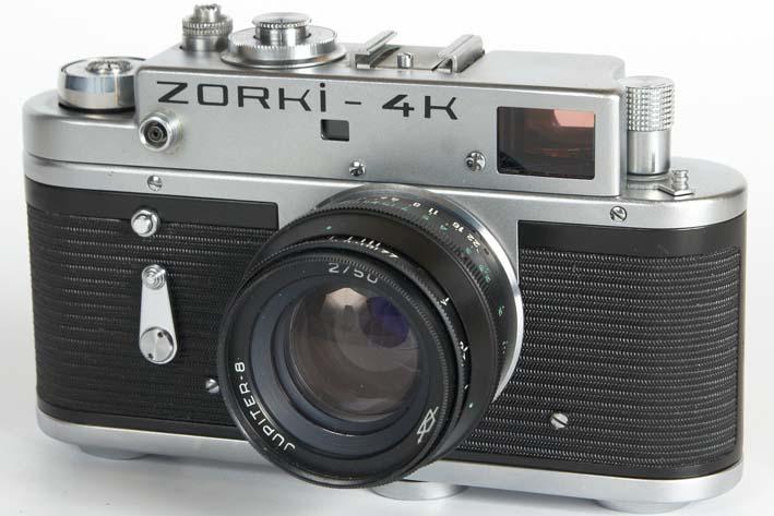 "Фотоаппарат ""Зоркий-4"""