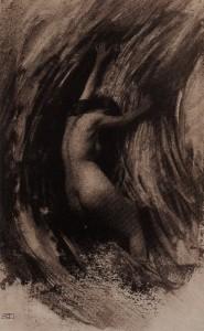 "Робер Демаши. ""Борьба"", 1904 г."