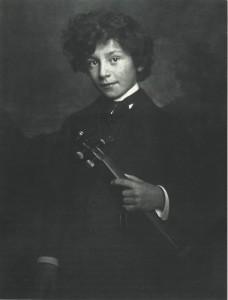 Никола Першейд. 1910 г.