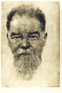 "Никола Першейд. ""Макс Клингер"". 1915 г."