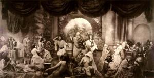 Оскар Рейландер. Два пути жизни. 1857 г.