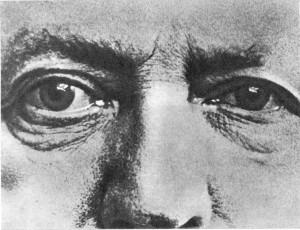 Феликс Надар. Глаза композитора Гуно.