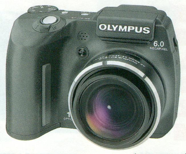 фотоаппарат Olympus SP-500
