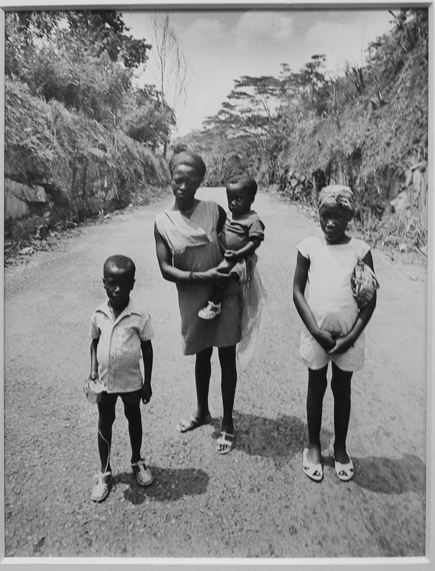 Арно-Фишер-семья-в-Африке