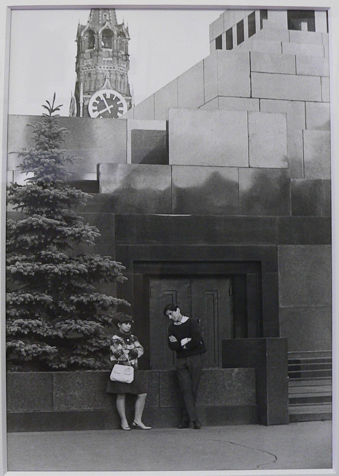 Арно-Фишер-на Красной-площади
