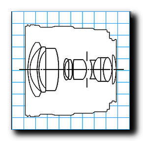 Оптическая-схема-фотообъектива