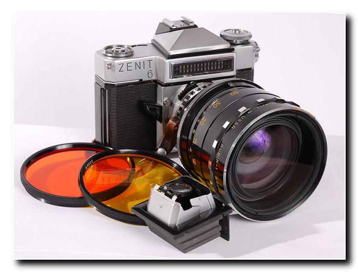 Фотоаппарат-Зенит-6