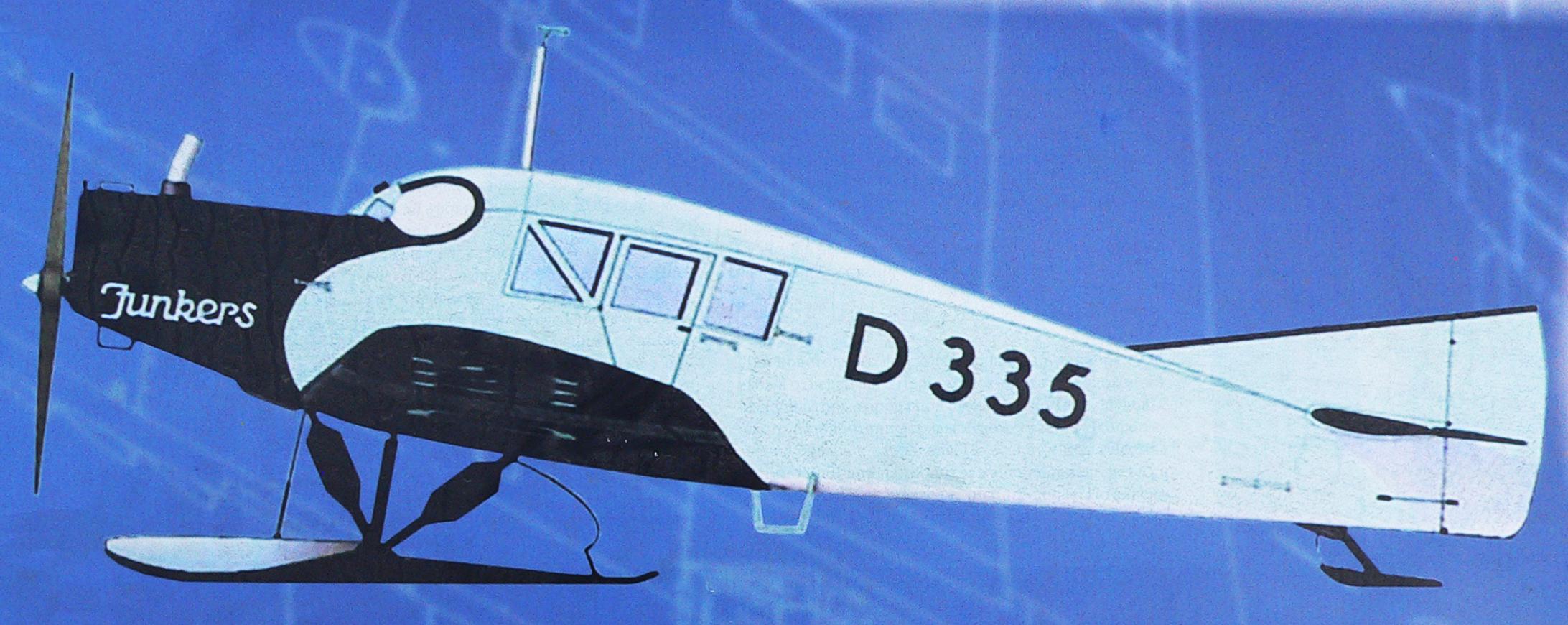 Фотография-самолета-JunkersF13