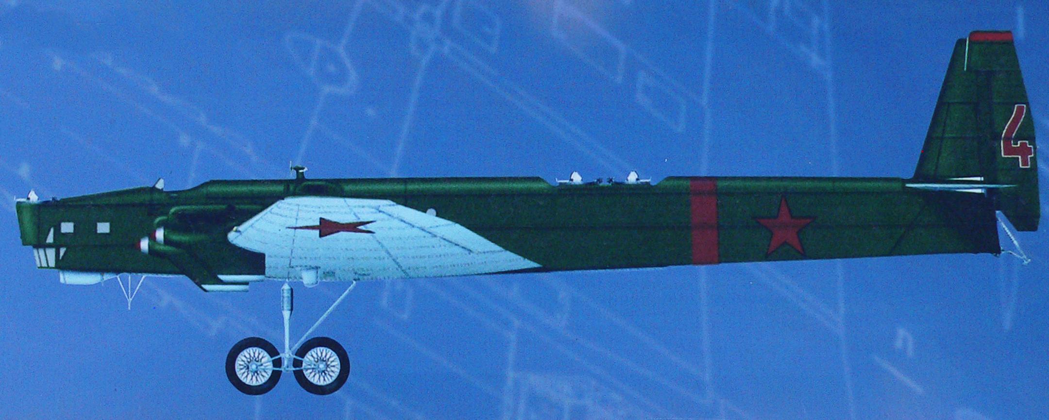 Фотография-самолета-ТБ3