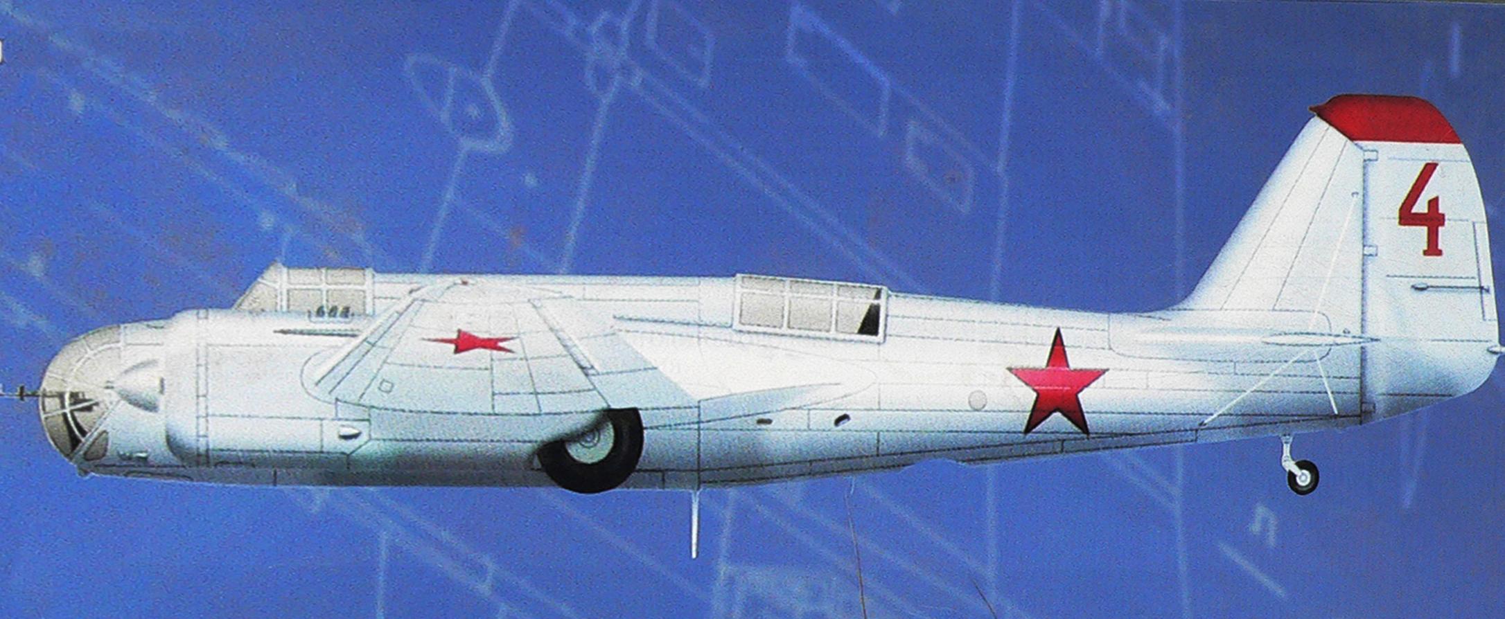 Фотография-советского-самолета-СБ