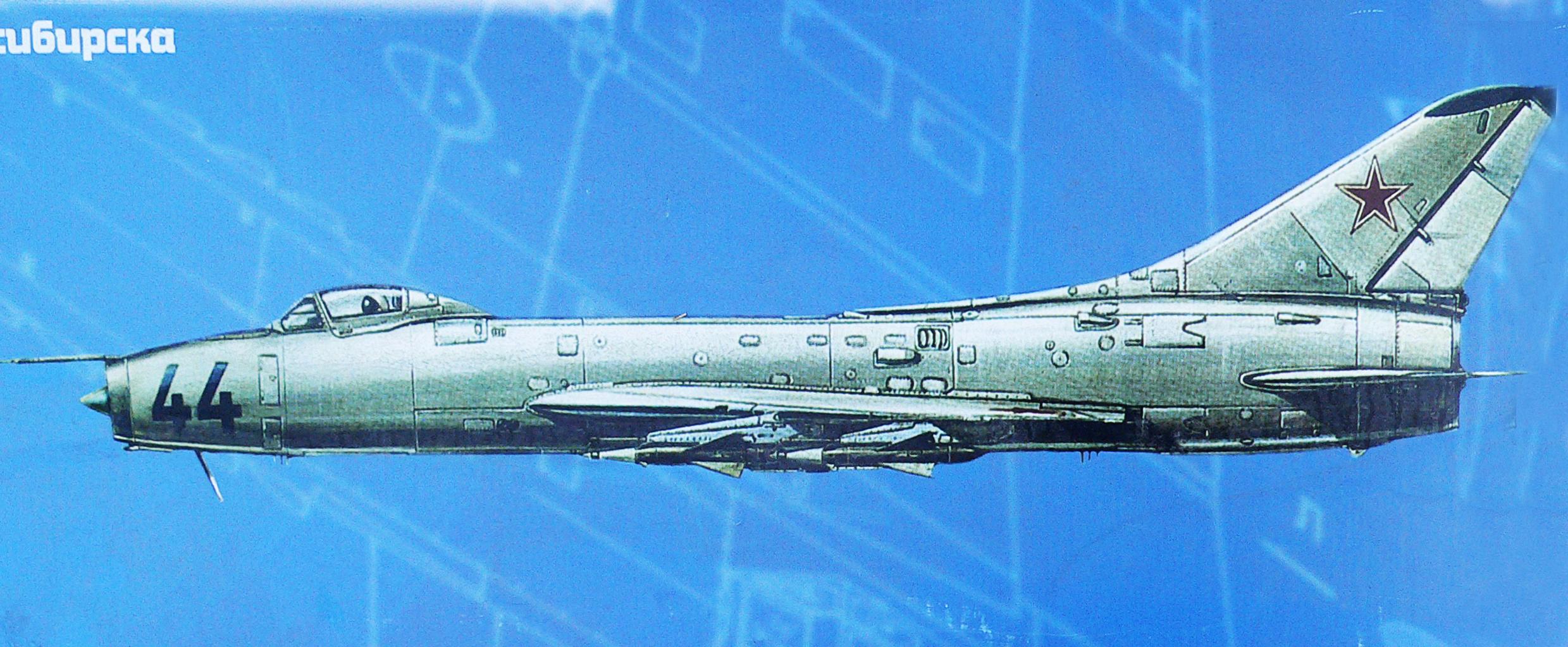 Фотография-советского-самолета-Су-9
