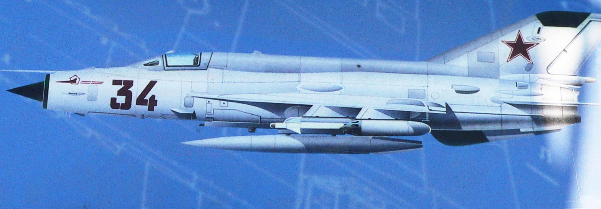 Фотография-самолета-МиГ21