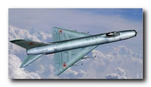 Photo-of-aeroplane-Su9-in-sky