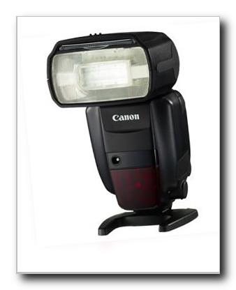 Фотовспышка-Canon-Speedlite600EX