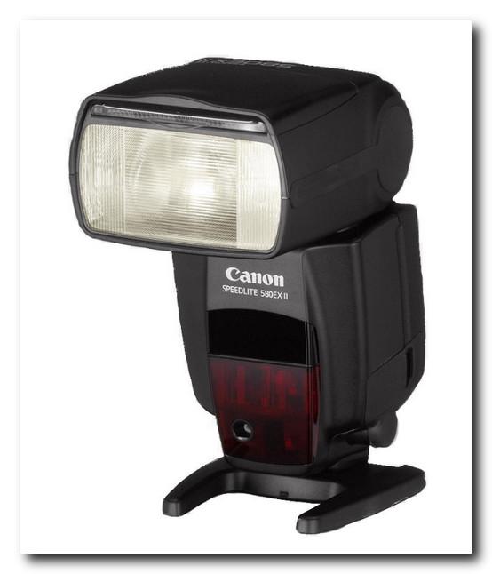 Фотовспышка-Canon580EX-II