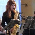 Фотография-биг-бэнда-Новый-Кузнецкий-соло-на-саксофоне
