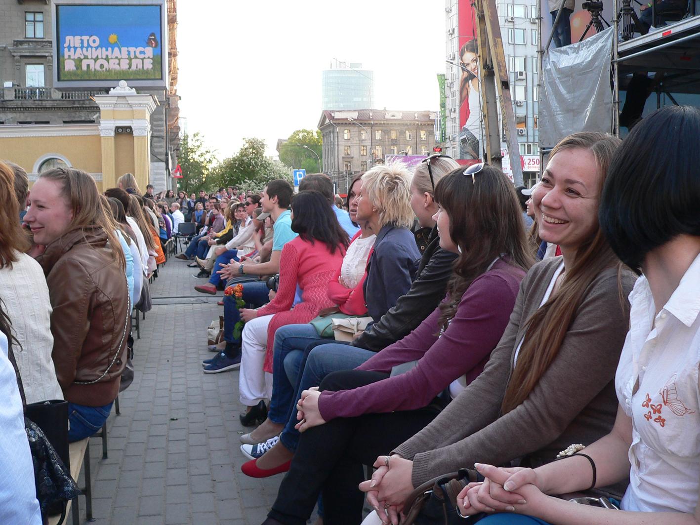 Фотография-на фестивале-джазовой-музыки-у-Победы
