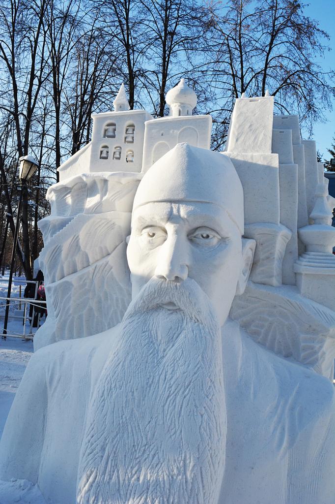 Фотография_снежной_скульптуры_Наследие_2018