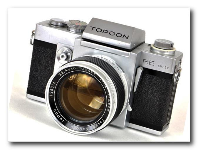 Фотоаппарат Topcon RE Super