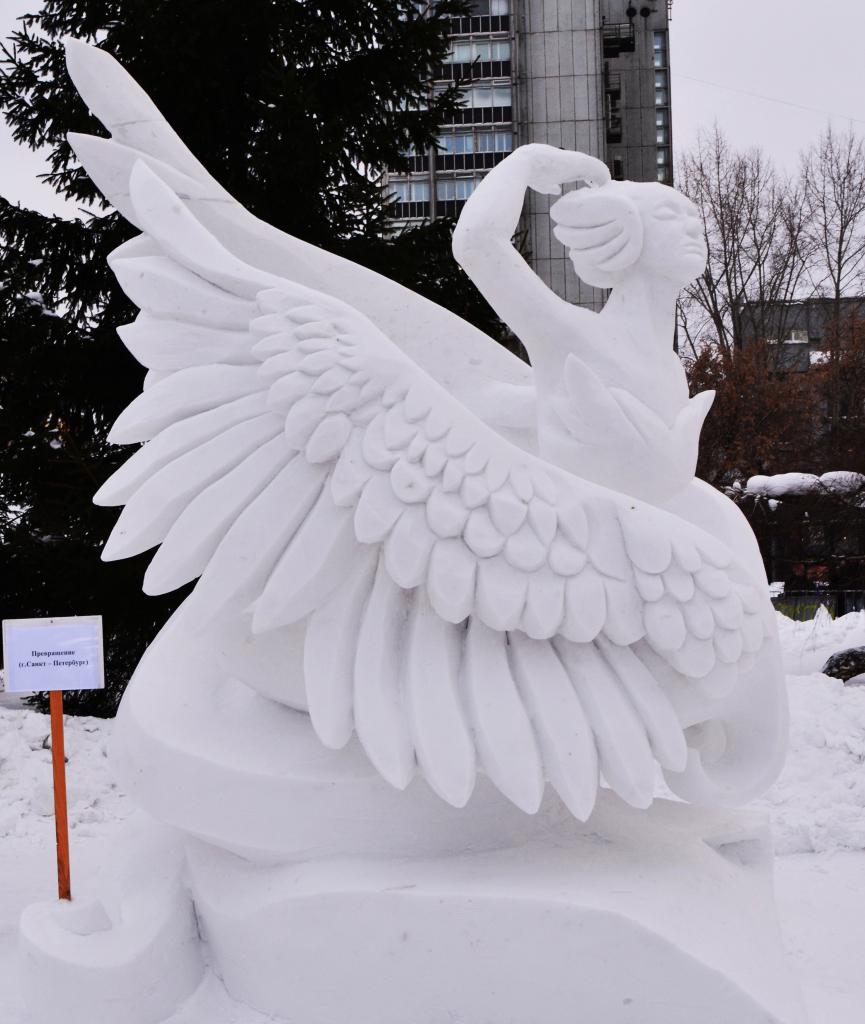 Фотография-снежной-скульптуры-2019-Превращение