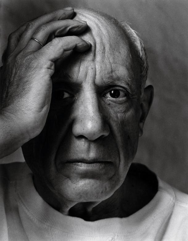 Пабло Пикассо. Франция, 1954 г.
